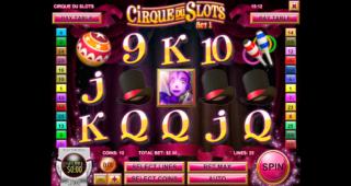 Cirque du Slots