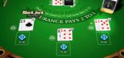 Double Xposure Blackjack Professional Series